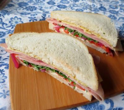 The World's Greatest Ham Sandwich