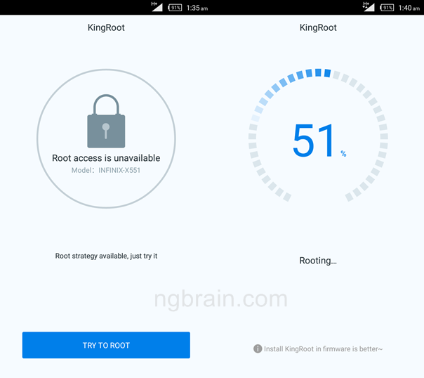 How to Root Android Lollipop 5.1 Devices Easily