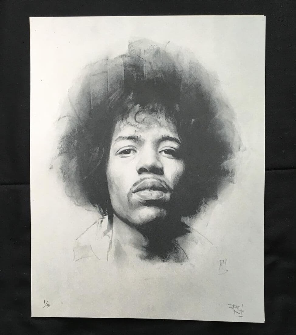 04-Jimi-Hendrix-Rick-Young-Celebrity-and-More-Charcoal-Portraits-www-designstack-co