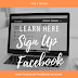 Facebook English Sign Up