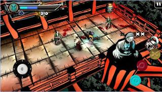 Game Kung Fu Ninja Apk