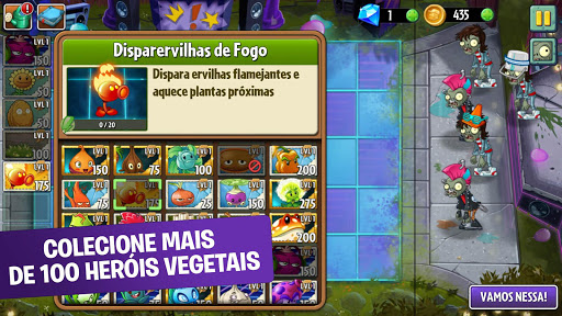 Plants vs. Zombies™ 2 v6.3.1 - APK MOD Hack - OBB