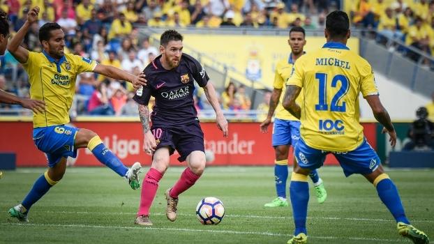 Assistir Barcelona x Las Palmas ao vivo grátis em HD 01/10/2017