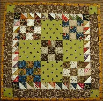 I Mentioned That Have A Few Free Ones On My Blog This Could Be One With All The Work Went Into It Call Mini Quilt But S Mug Rug Size