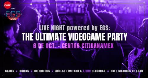 EGS Live, la evolución del EGS para centrarse más en la experiencia
