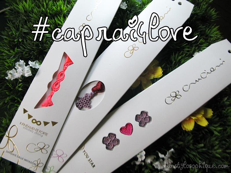 quality design 15004 e6abf NEWS    Nuova iniziativa CRUCIANI: #caprai4love ...