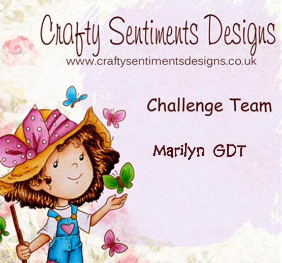 Crafty Sentiments Designs Guest Designer