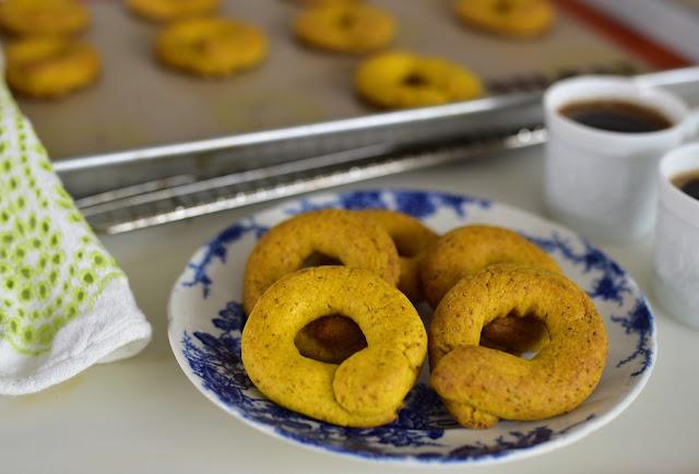 Crunchy Anise Biscuits, Ka'ik