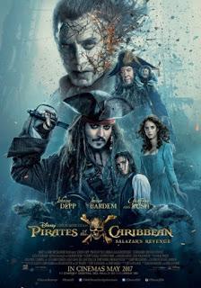 Pirates of The Caribbean : Salazar's Revenge (2017)