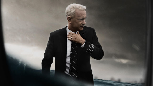Sully, Movie Trailer, Tom Hanks, Chesley 'Sully' Sullenberger, Miracle on the Hudson