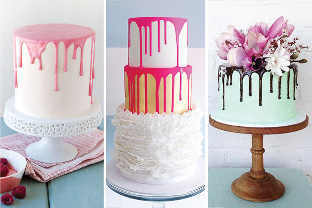 how to use candy melts for drip cake