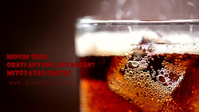 Prive Uri-Cran Itu Solusi Anyang-Anyangan yang Betul. Bukan Minum Air Soda!