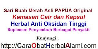 Jual Khasiat Manfaat Kapsul Cair Buah Merah Papua Asli Original