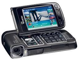 spesifikasi Nokia N93