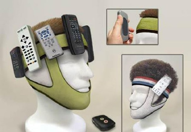 remote head band