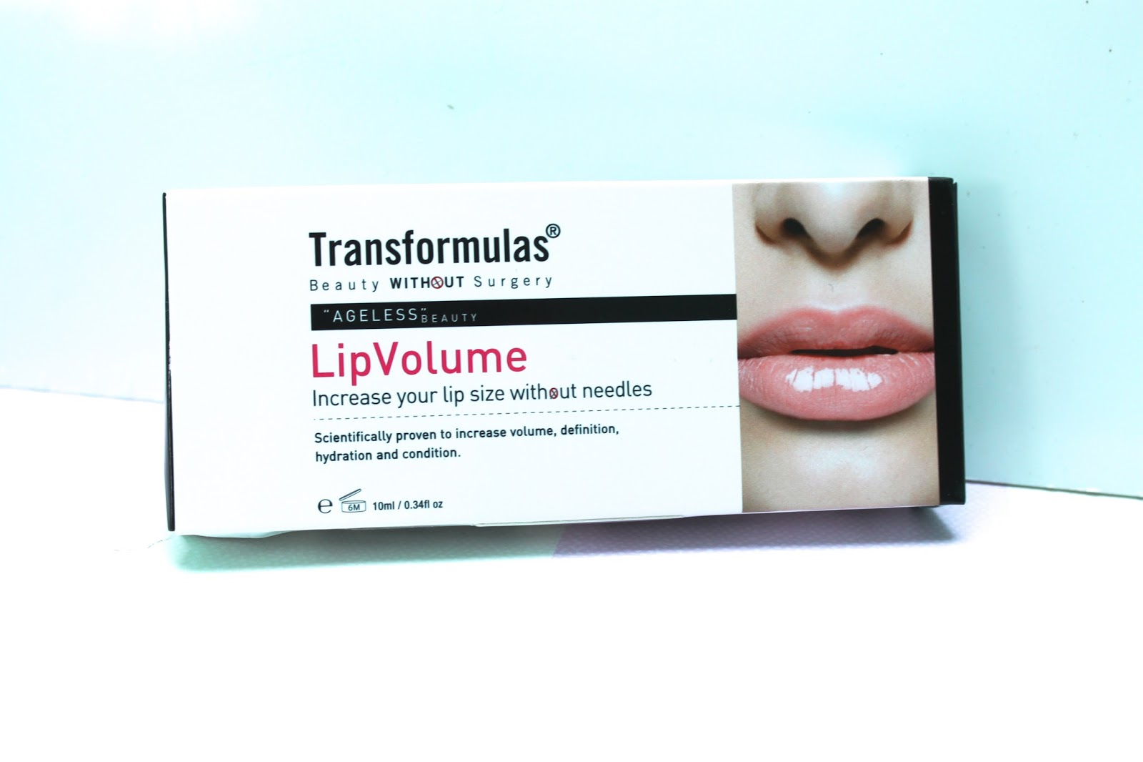 Transformulas Lip Volume - For That Perfect Pout
