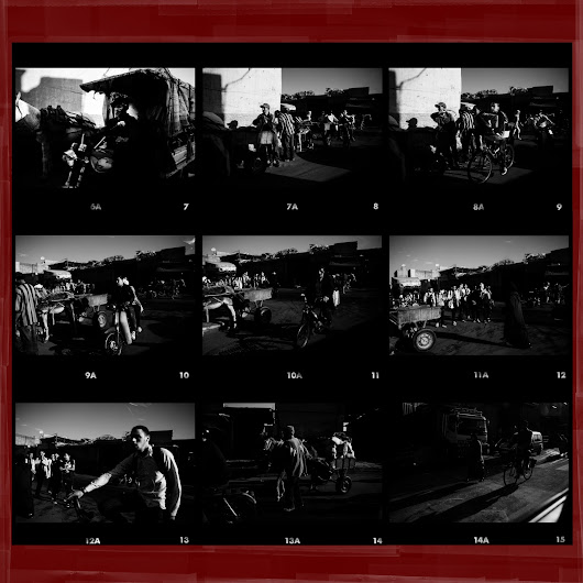 David Moses - Quick Tip to improve your photography - Work the Scene
