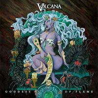 "Volcana - ""Goddess of Flame"""