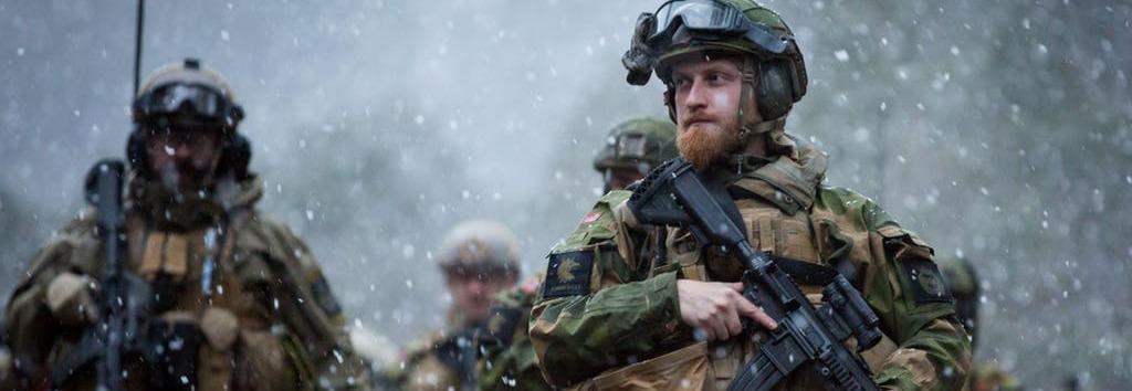 армії норвегії