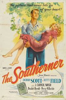 The Southerner movie poster Jean Renoir