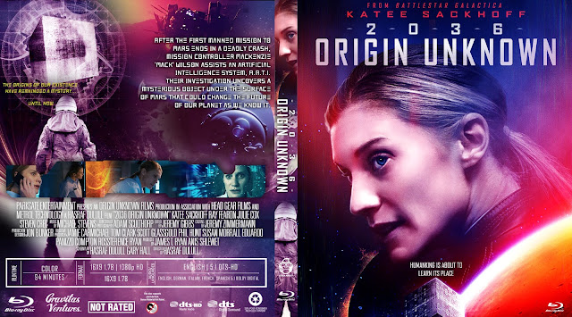2036 Origin Unknown Bluray Cover
