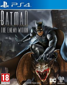 Batman The Enemy Within The Telltale Series Arabic
