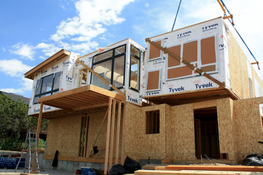MODULAR HOME BUILDER: Irontown Homes Changes Its Name and Focus