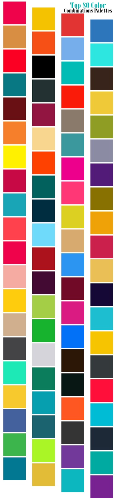 A Designer Tool For Creating Color Combinations That Work Together Well