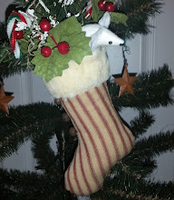 MADE TO ORDER MOUSE STOCKING