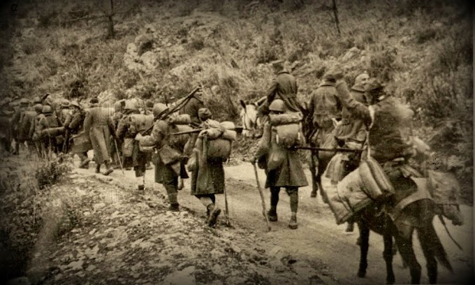 """ΑΦΙΕΡΩΜΑΤΑ : 28 Οκτωμβρίου 1940, Το  ένδοξο """"ΟΧΙ"""" των Ελλήνων -( Άρθρο του Αντγου ε.α. Νικόλαου Φωτιάδη)"""