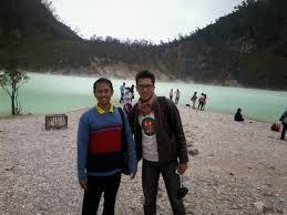 Kawah Putih Bandung Ciwidey, Destinasi Terbaik Kategori Taman Wisata Alam Indonesia