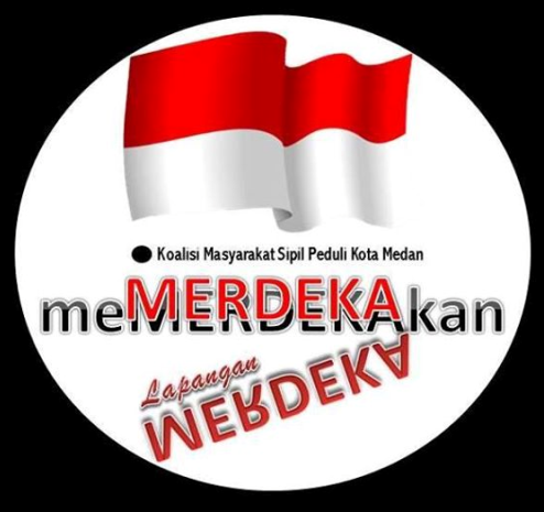 KMSP-Kota Medan Siapkan PETISI Selamatakan Lapangan Merdeka