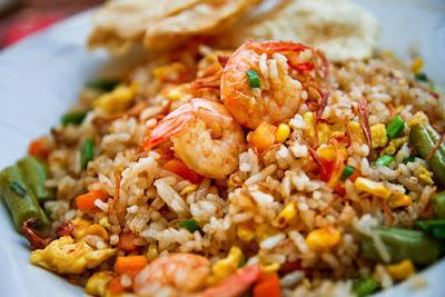 Beras Indonesia, Nasi goreng