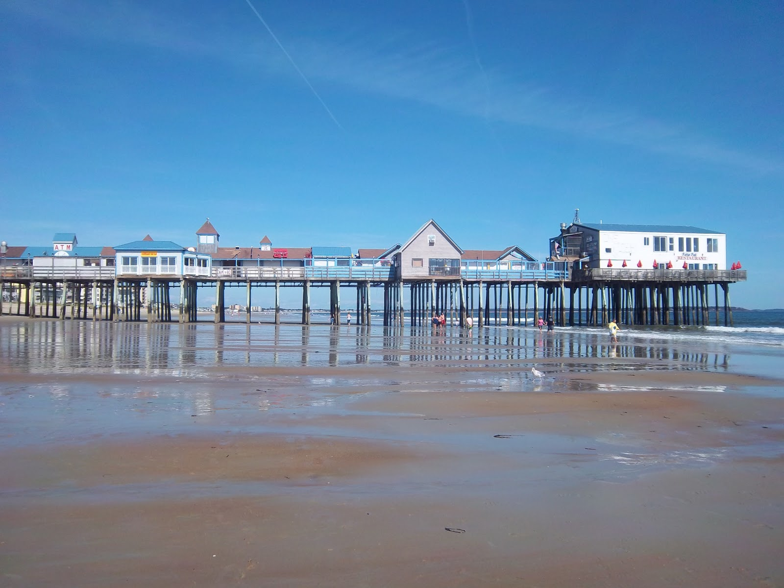 Historical Places In Maine Old Orchard Beach