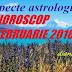 Aspecte astrologice în horoscopul februarie 2018