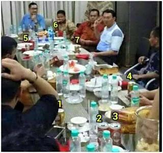 Pengakuan mengejutkan Ahok Menyimpan Miras di rumah nya - Naon Wae