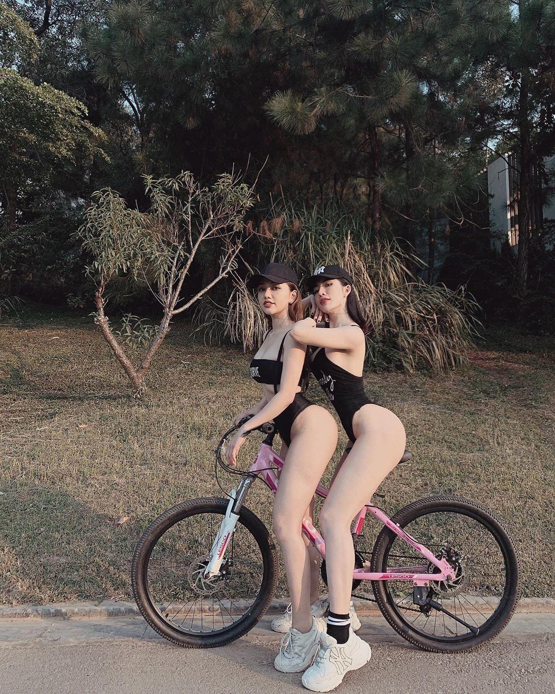 Cho anh đi xe đạp với @BaoBua: Việt Nam Sexy Girl