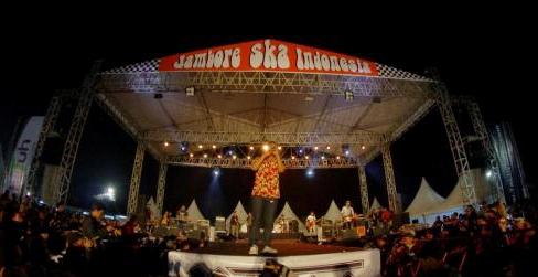 Jambore Ska Indonesia Sukses Digelar di Bandung Convention Center