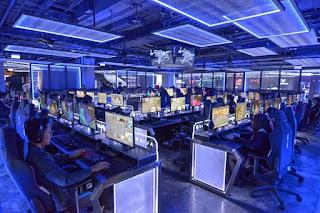 ASIA'S BIGGEST CYBER GAMES STADIUM OPENS IN HK