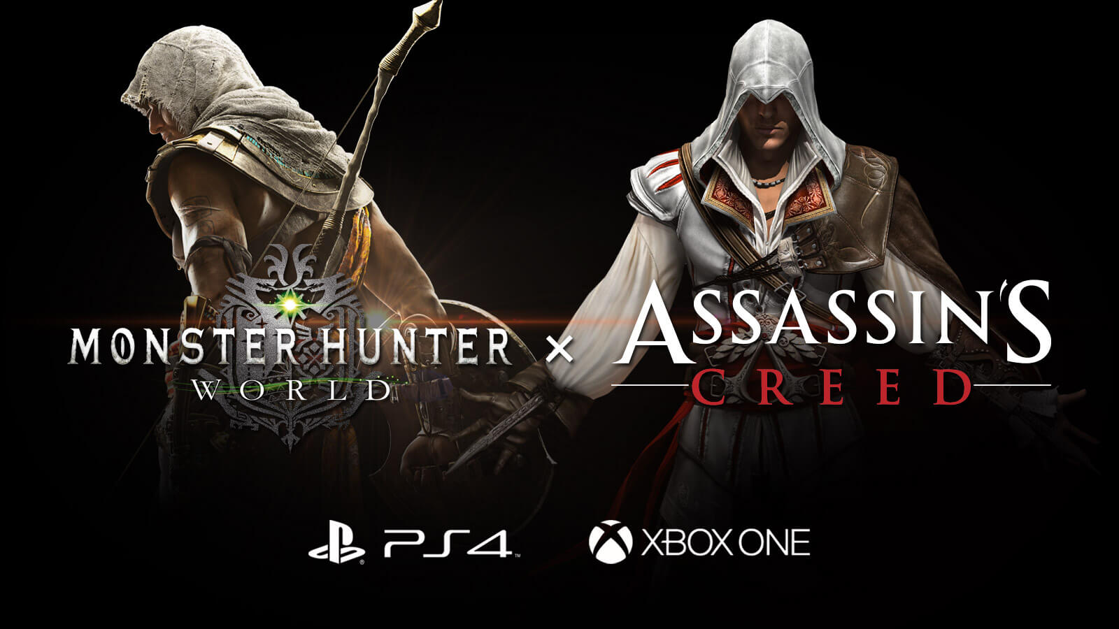 Monster Hunter: World X Assassin's Creed Collaboration Event
