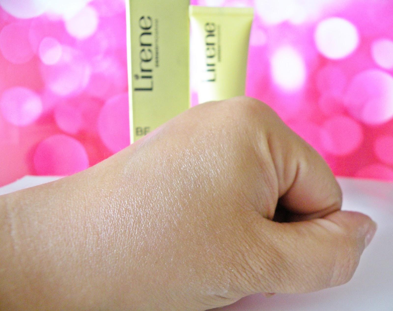 Lirene BE GLAM marki Lirene. Baza rozświetlająca.
