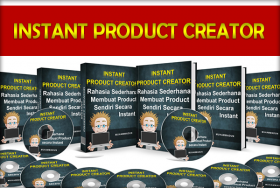 Instant Product Creator