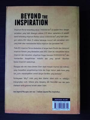 Sinopsis Buku Beyond The Inspiration