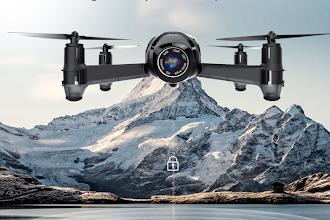 OFFERTA LAMPO per Drone super-economico che fa riprese in HD