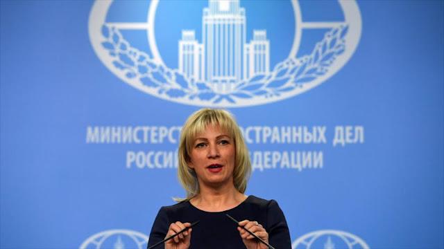 Rusia critica aumento de presencia militar de EEUU en Siria