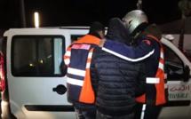 عناصر الشرطة القضائية ببرشيد تتمكن من إيقاف تاجر مخدرات بعد مطاردة هوليودية