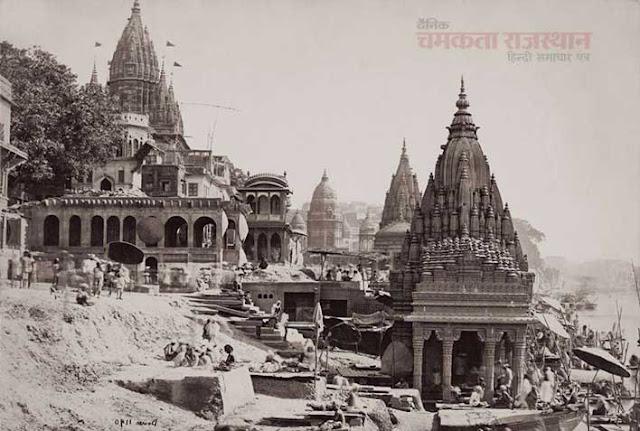 कैमरे ने वो देखा जो किसी ने नहीं देखा, ratneswar mahadev temple 1865