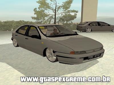Fiat Brava Edit para GTA San Andreas