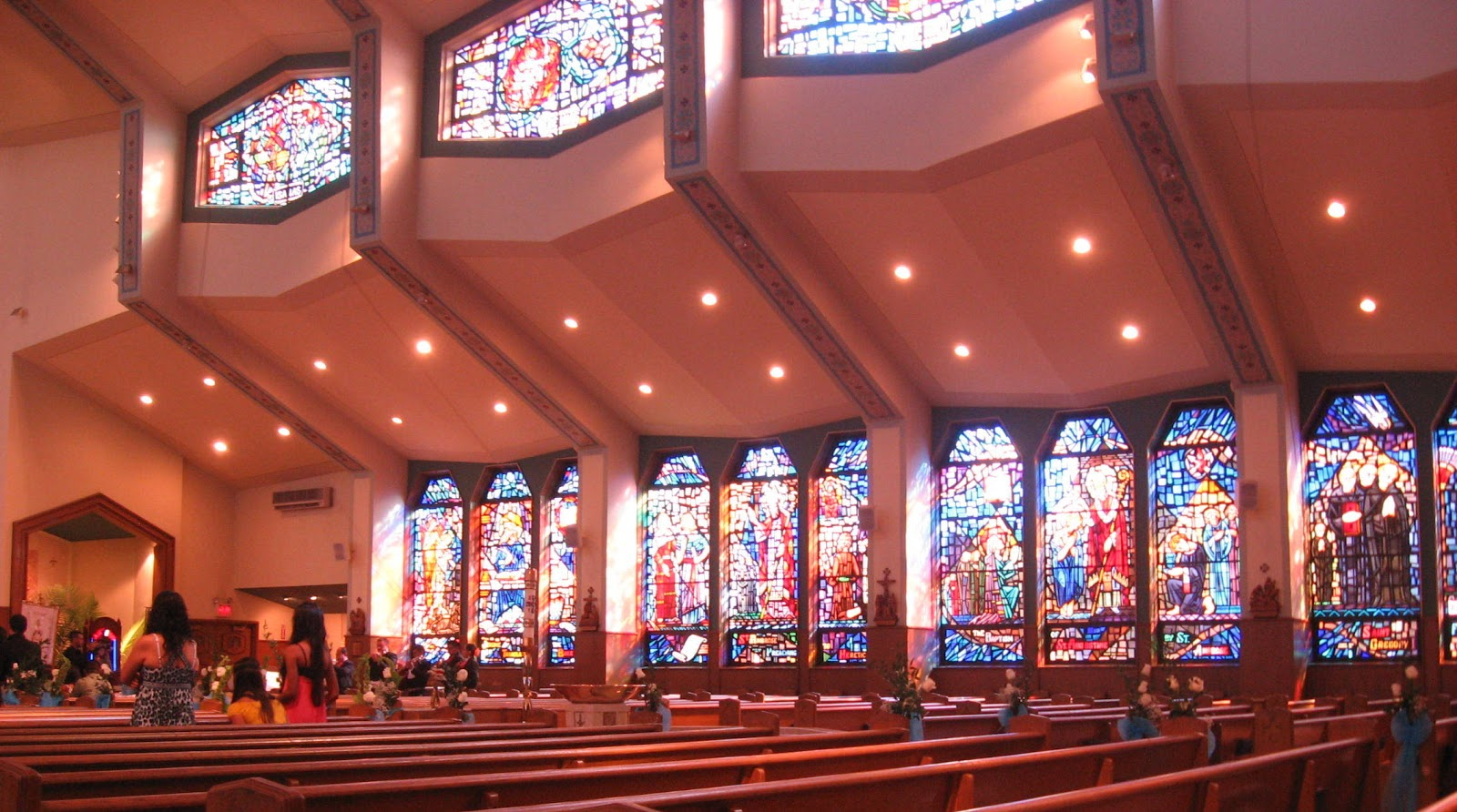 Brooklyn Catholic St Athanasius Bensonhurst