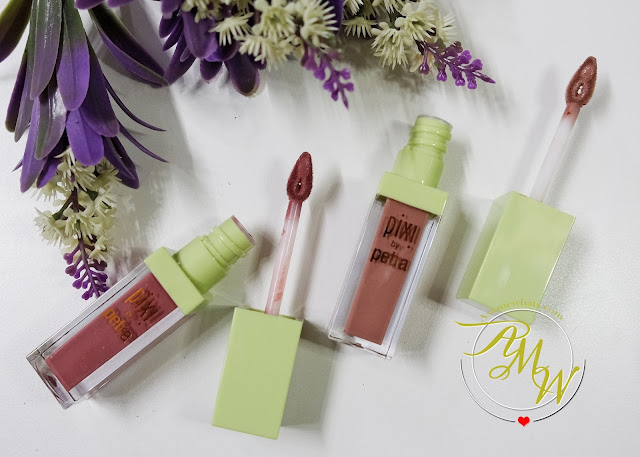 a photo of Pixi By Petra MatteLast Liquid Lip